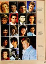 1988 Snohomish High School Yearbook Page 56 & 57