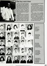 1988 Snohomish High School Yearbook Page 72 & 73