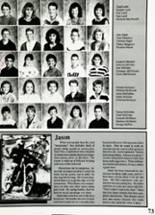 1988 Snohomish High School Yearbook Page 84 & 85