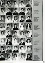 1988 Snohomish High School Yearbook Page 86 & 87
