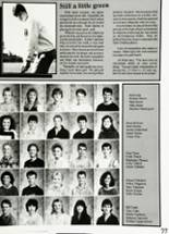 1988 Snohomish High School Yearbook Page 88 & 89