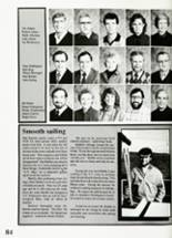 1988 Snohomish High School Yearbook Page 96 & 97