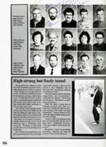 1988 Snohomish High School Yearbook Page 98 & 99