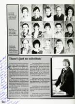 1988 Snohomish High School Yearbook Page 100 & 101