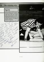 1988 Snohomish High School Yearbook Page 104 & 105
