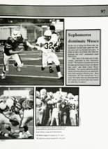 1988 Snohomish High School Yearbook Page 108 & 109