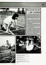 1988 Snohomish High School Yearbook Page 136 & 137
