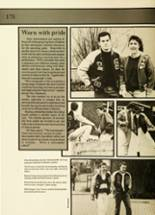 1988 Snohomish High School Yearbook Page 190 & 191