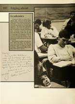 1988 Snohomish High School Yearbook Page 194 & 195