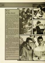 1988 Snohomish High School Yearbook Page 200 & 201