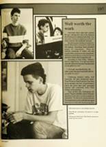 1988 Snohomish High School Yearbook Page 208 & 209