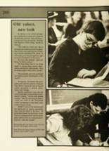 1988 Snohomish High School Yearbook Page 212 & 213