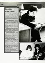 1988 Snohomish High School Yearbook Page 218 & 219