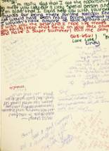 1988 Snohomish High School Yearbook Page 220 & 221