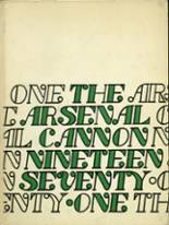 1971 Yearbook Arsenal Technical High School 716