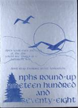 1978 Yearbook North Platte High School