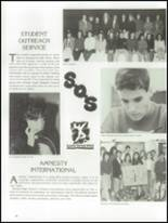 1990 Ramsey High School Yearbook Page 30 & 31