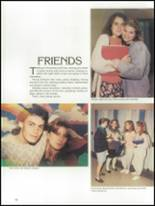 1990 Ramsey High School Yearbook Page 56 & 57