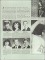 1990 Ramsey High School Yearbook Page 86 & 87