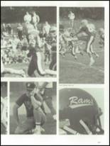 1990 Ramsey High School Yearbook Page 108 & 109