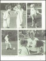 1990 Ramsey High School Yearbook Page 112 & 113