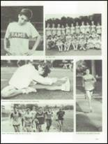 1990 Ramsey High School Yearbook Page 118 & 119