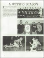 1990 Ramsey High School Yearbook Page 134 & 135