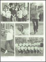 1990 Ramsey High School Yearbook Page 144 & 145