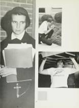 1969 Cardinal Spellman High School Yearbook Page 20 & 21