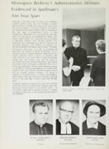 1969 Cardinal Spellman High School Yearbook Page 28 & 29