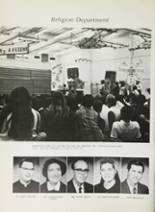 1969 Cardinal Spellman High School Yearbook Page 30 & 31