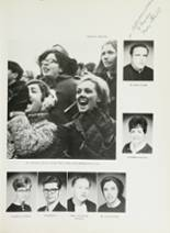 1969 Cardinal Spellman High School Yearbook Page 32 & 33