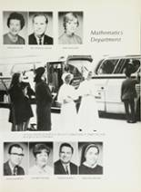 1969 Cardinal Spellman High School Yearbook Page 36 & 37