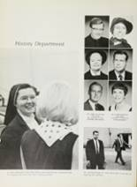 1969 Cardinal Spellman High School Yearbook Page 38 & 39