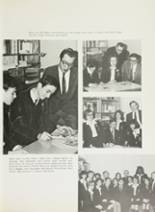 1969 Cardinal Spellman High School Yearbook Page 58 & 59