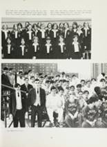 1969 Cardinal Spellman High School Yearbook Page 80 & 81