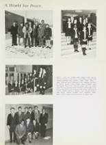 1969 Cardinal Spellman High School Yearbook Page 106 & 107