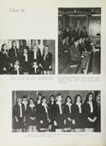 1969 Cardinal Spellman High School Yearbook Page 110 & 111