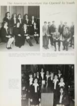 1969 Cardinal Spellman High School Yearbook Page 112 & 113