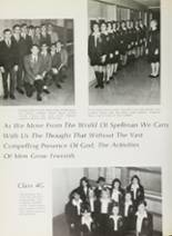 1969 Cardinal Spellman High School Yearbook Page 114 & 115