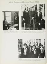 1969 Cardinal Spellman High School Yearbook Page 116 & 117