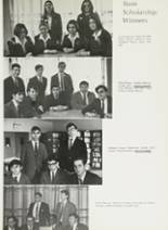 1969 Cardinal Spellman High School Yearbook Page 120 & 121
