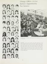 1969 Cardinal Spellman High School Yearbook Page 124 & 125