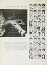 1969 Cardinal Spellman High School Yearbook Page 134 & 135