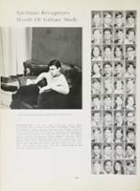 1969 Cardinal Spellman High School Yearbook Page 142 & 143