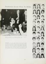 1969 Cardinal Spellman High School Yearbook Page 166 & 167