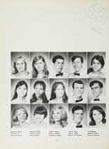 1969 Cardinal Spellman High School Yearbook Page 176 & 177