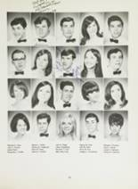 1969 Cardinal Spellman High School Yearbook Page 186 & 187
