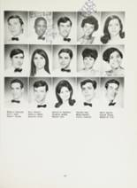 1969 Cardinal Spellman High School Yearbook Page 210 & 211