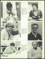 1984 Montrose High School Yearbook Page 14 & 15